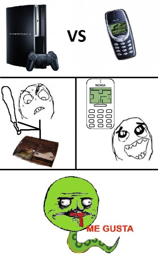 Me_gusta - Snake > Playstation 3