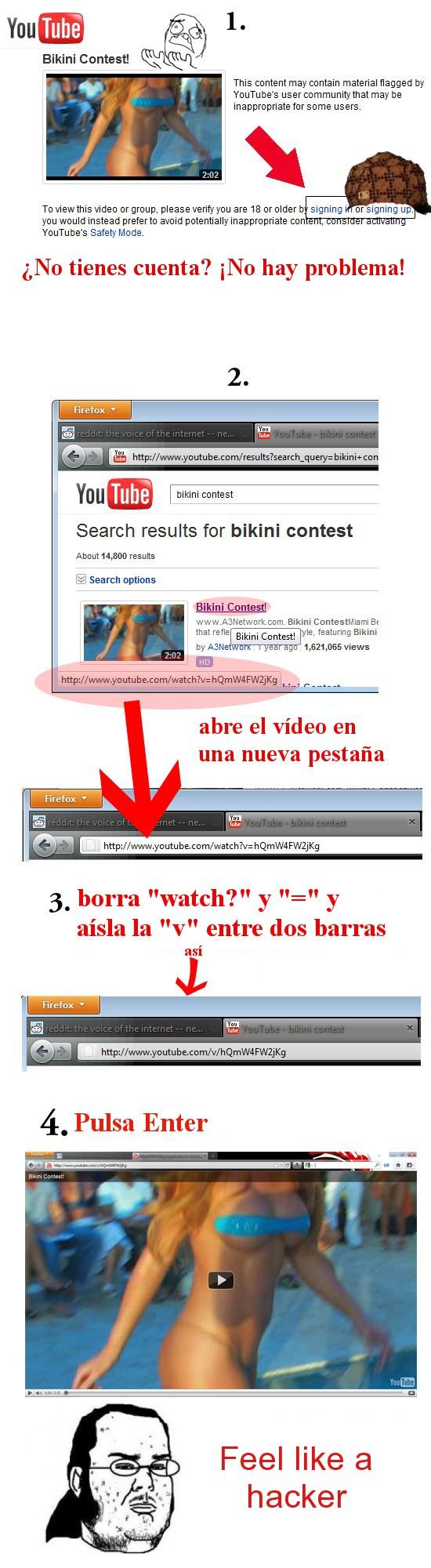 control,edad,filtro,hacker,truco,video,youtube