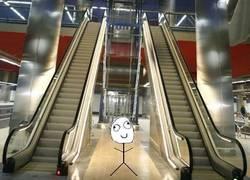 Enlace a Cepillo de las escaleras mecánicas