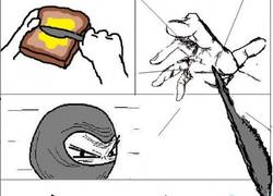 Enlace a Tanto Feel Like Ninja tiene sus desventajas