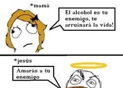 Enlace a Alcohol del bueno