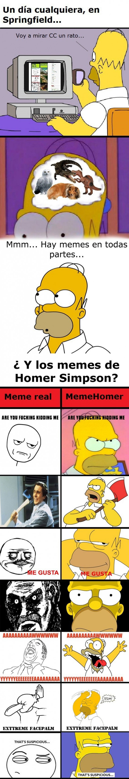 Mix - MemeHomer's