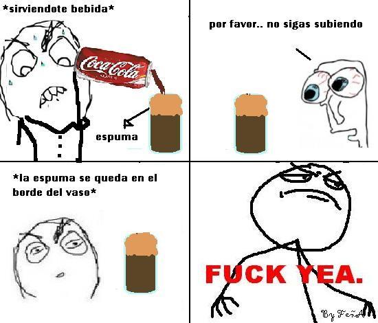 Fuck_yea - Rezar a la CocaCola