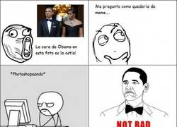 Enlace a Not bad (Michelle Obama)