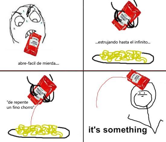 Its_something - Abre-fácil