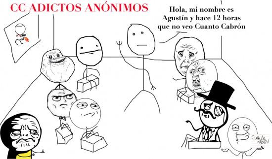 Mix - CC Adictos Anónimos (CC AA)