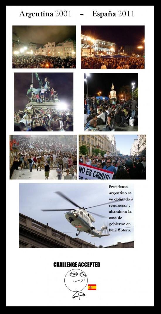 Challenge_accepted - Argentina 2001 - España 2011