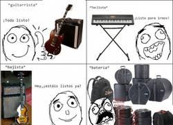 Enlace a El batería