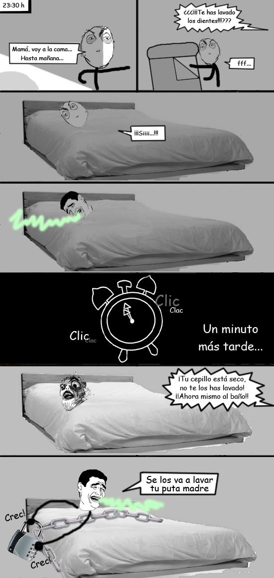 Yao - Antes de ir a la cama