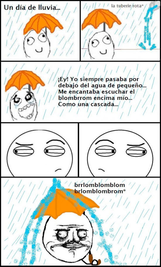 Me_gusta - Días de lluvia