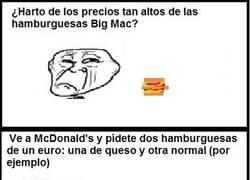 Enlace a El timo de McDonald's