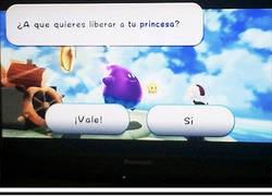 Enlace a Mario forzado