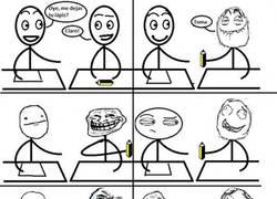 Enlace a Amigos troll