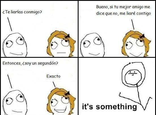 Its_something - Segundo plato