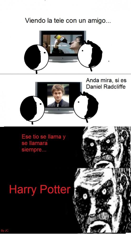 Mirada_fija - ¿Daniel Radcliffe? No me suena
