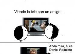 Enlace a ¿Daniel Radcliffe? No me suena