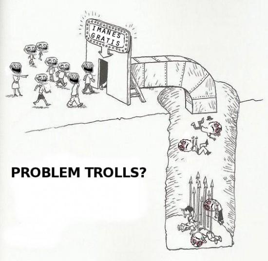 gratis,iman,problem,Troll