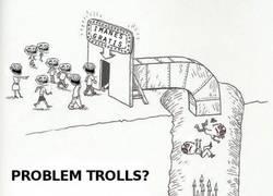 Enlace a No TROLLS, No PROBLEMS
