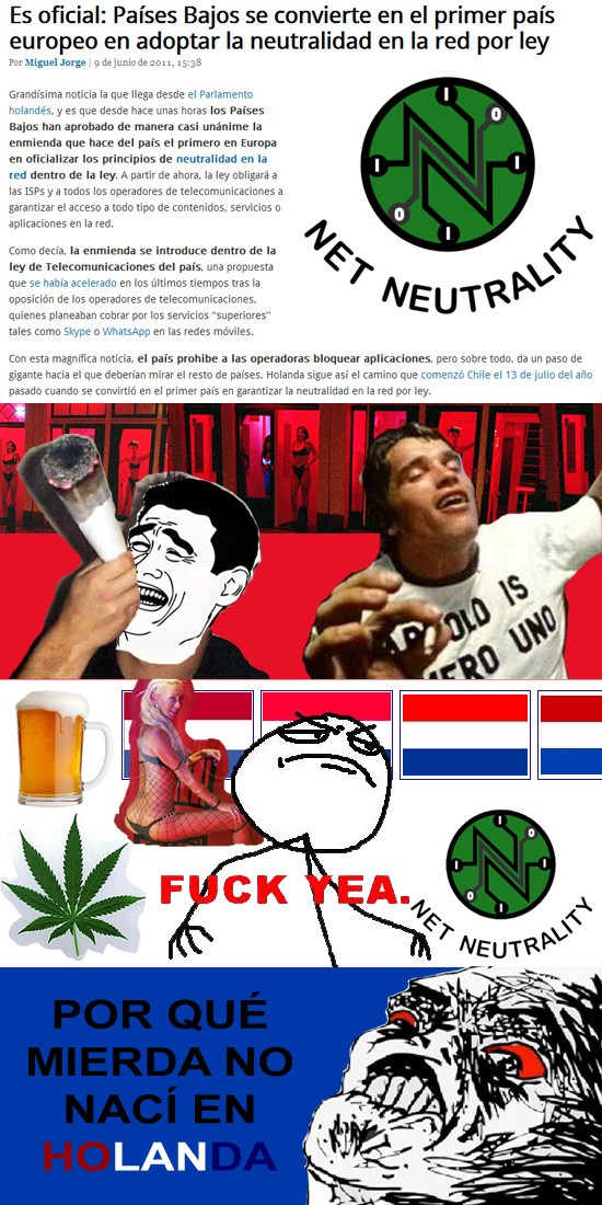Inglip - Internet Libre en Holanda
