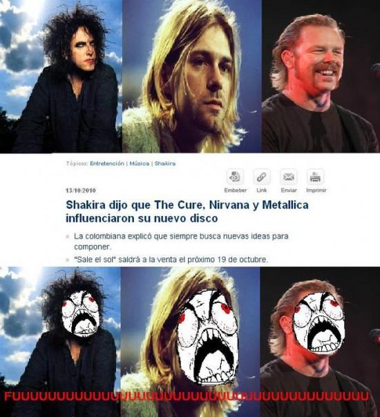 Ffffuuuuuuuuuu - Shakira Fuuuu