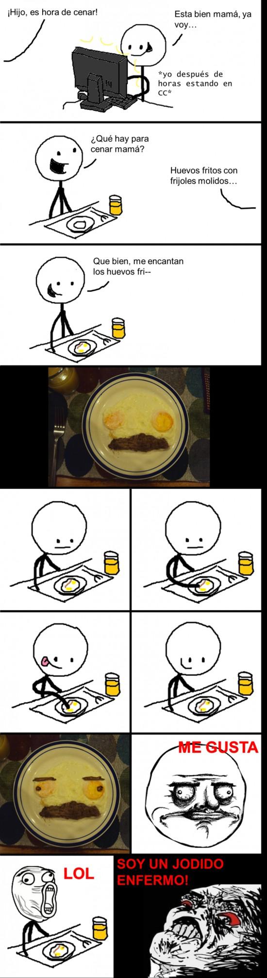 Me_gusta - Huevos me gusta