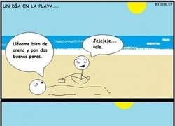 Enlace a Día de playa