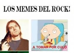 Enlace a Memes del Rock