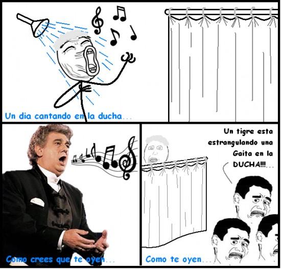 Otros - Cantando en la Ducha
