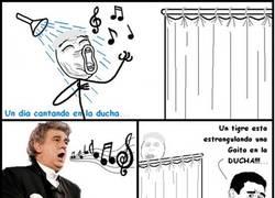 Enlace a Cantando en la Ducha