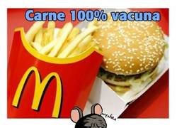 Enlace a 100% carne