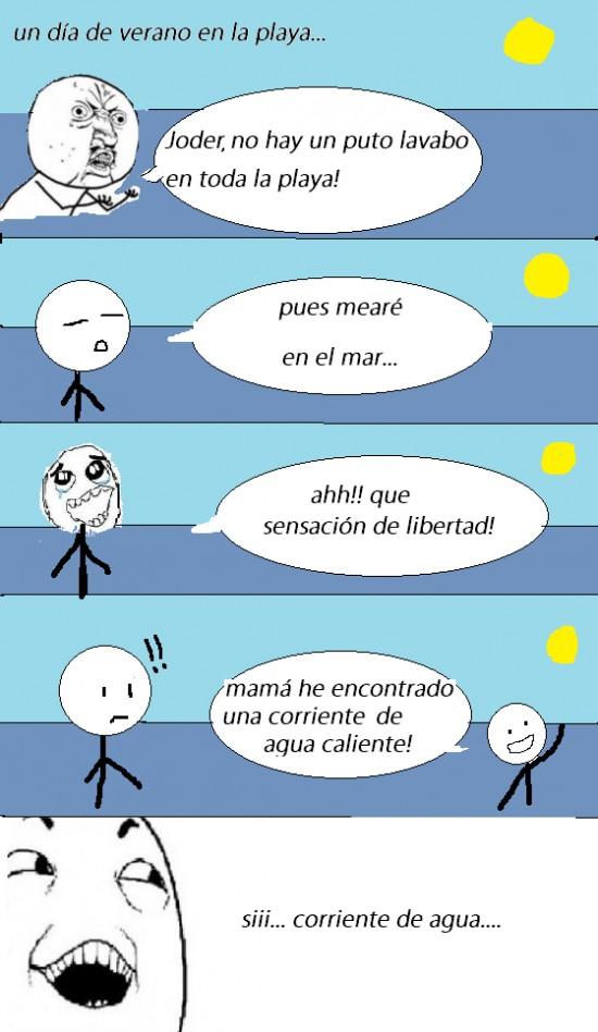 Si_claro - Corrientes de verano