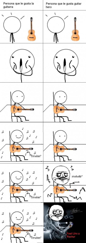 Me_gusta - Guitar hero hasta la criolla