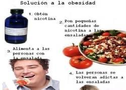 Enlace a Acabando con la obesidad