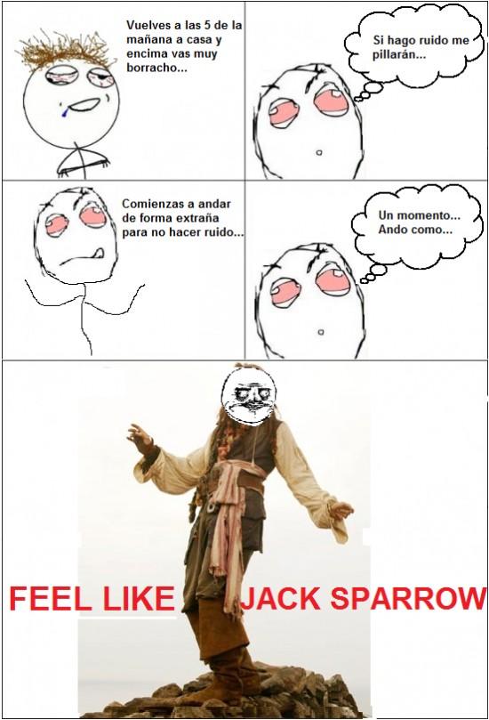 Me_gusta - Feel like Jack Sparrow