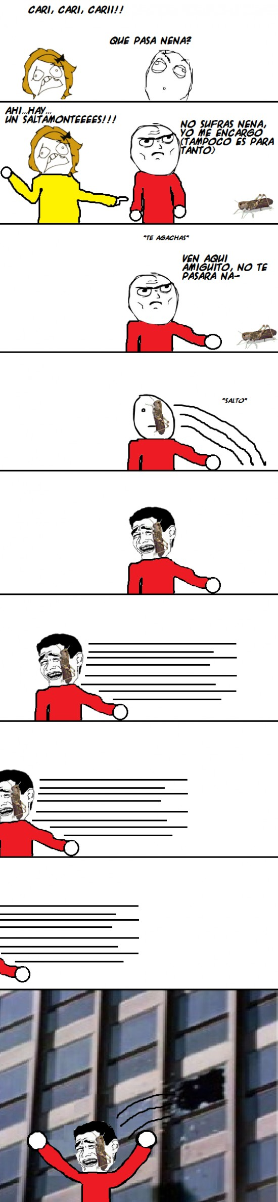 Yao - La peor situacion