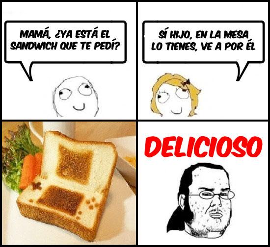 Friki - Sandwich