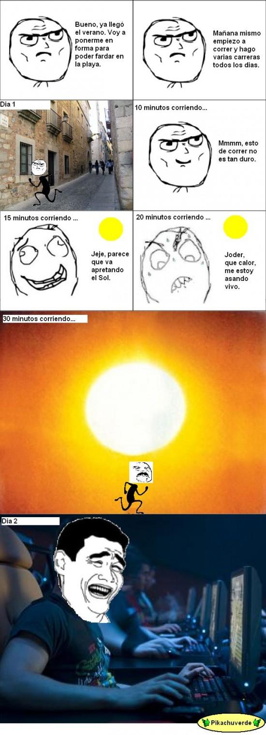 Yao - El calor en verano