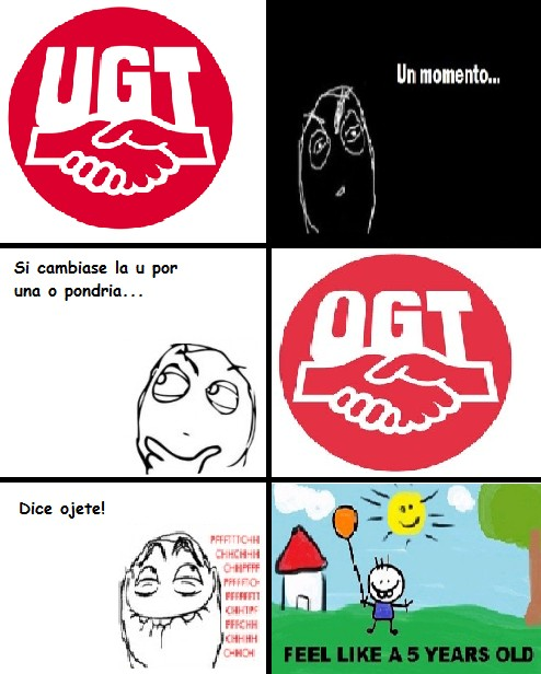 Like_a_5_years_old - ¡Ojete!