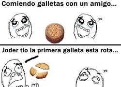 Enlace a Galletas