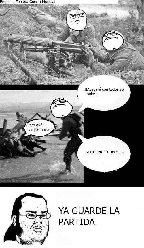 Friki - Guerra friki