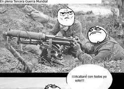 Enlace a Guerra friki