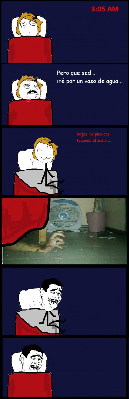 Yao - Quién necesita agua
