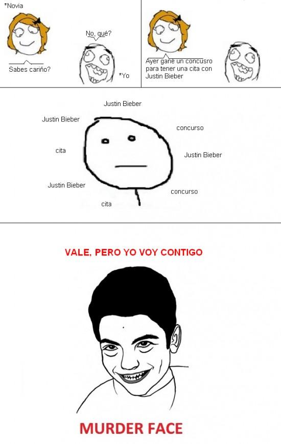 Otros - La cita con Justin Bieber