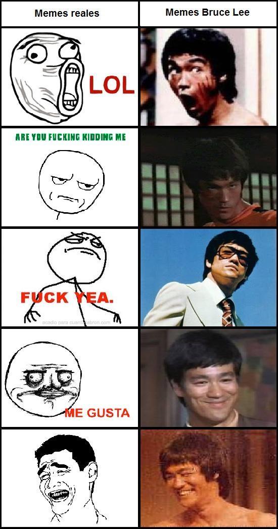 Mix - Memes Bruce Lee