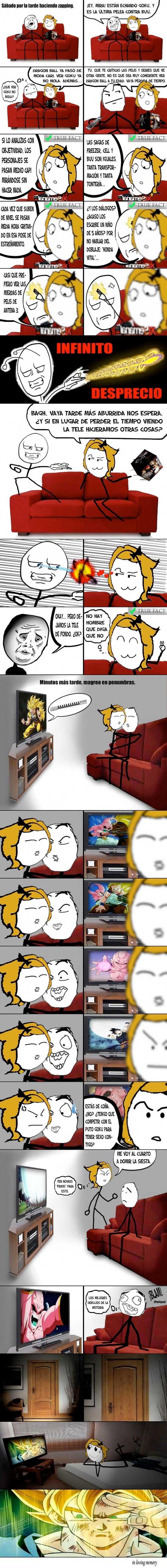 Mix - Goku Forever