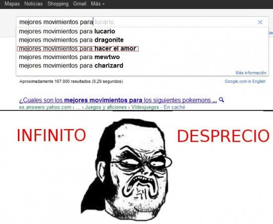 Infinito_desprecio - No, gracias