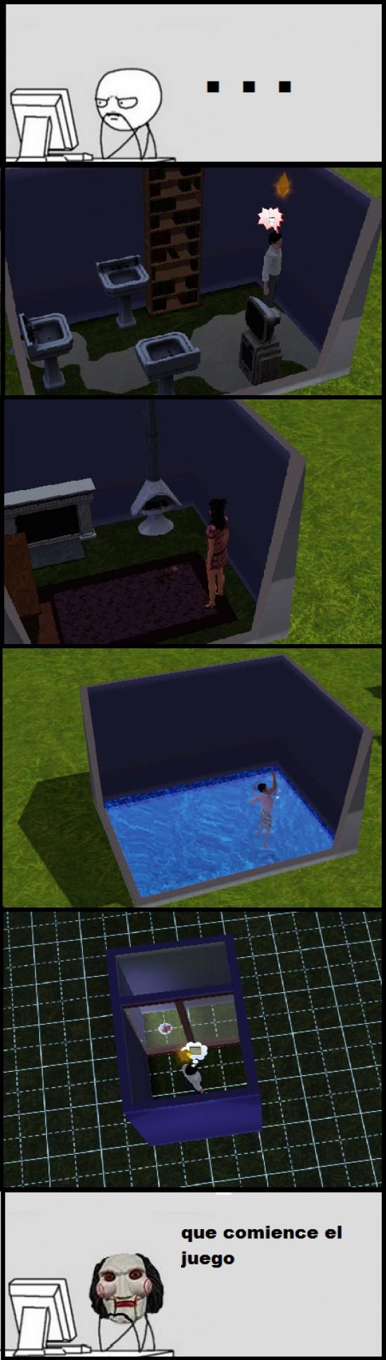 Computer_guy - Cómo se juega a los Sims