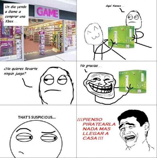 Yao - Xbox nueva