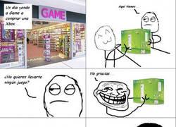 Enlace a Xbox nueva