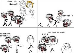 Enlace a Hasta los zombies tienen debilidades